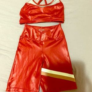 ❤️ Mina Sportswear Set! ❤️ Worn Once!